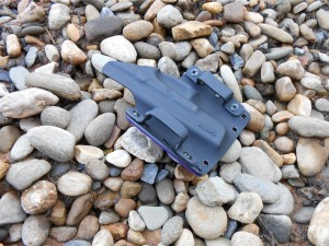 Fury Carry Solutions Glock 19 Holster Purple  (3)