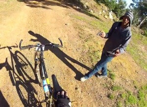 [VIDEO] Mountain biker robbed at gunpoint while riding on trail, captures everything on GoPro