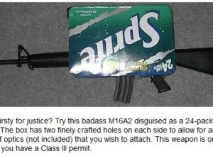 Hilarious Craigslist Ad asking for Disguised Weapons *Foul Language Warning*