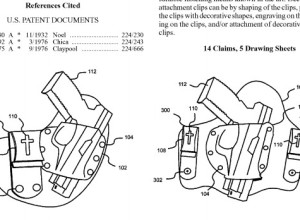 Holster Industry Shakeup: Crossbreed Goes After Hybrid Holster Makers, Claiming Patent Infringement