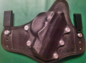 [HOLSTER REVIEW] StealthgearUSA IWB Holster