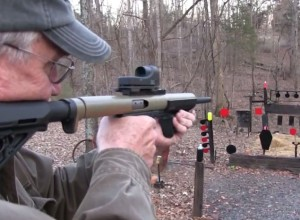 [VIDEO] Would You Shoot A Glock Carbine? Hickok45 Shows Us The MechTech Carbine Conversion Unit