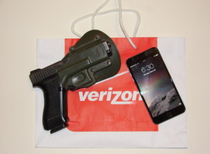 Second Amendment Friendly Verizon Store