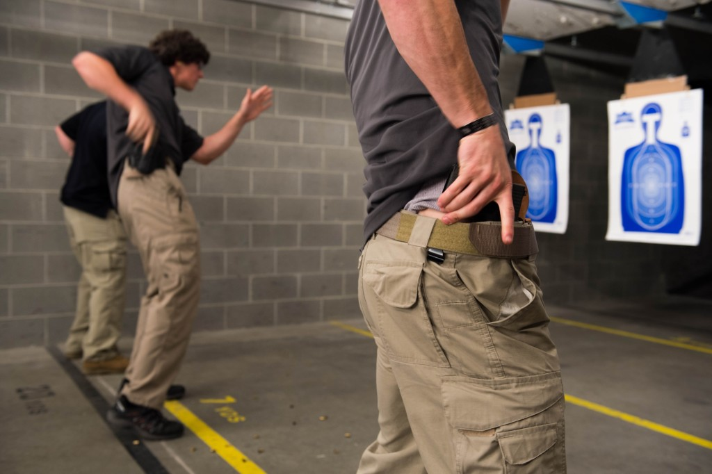 SC concealed carry course