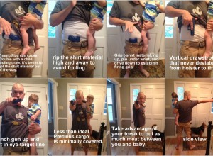 Carrying With A Kid And You Have To Draw? Defensive Daddy Provides Some Tips