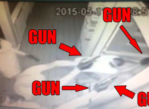 Dramatic Video Of Home Invasion: How Many Rounds Do You Really Need?