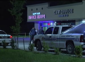 Shop Employee Shoots And Kills Masked Robber, Two Other Suspects Leave Their Buddy To Die